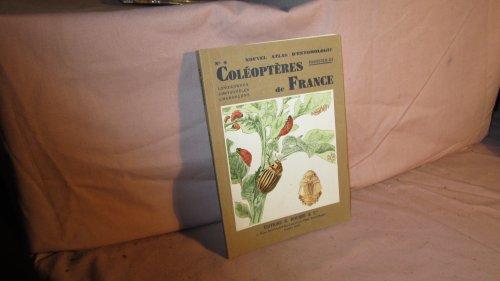 Nouvel atlas d'entomologie - N°9 : Coléoptères de France - 3 fascicules
