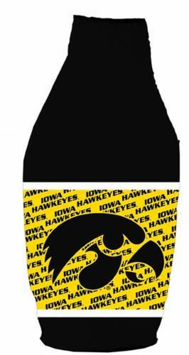 Game Day Outfitters NCAA Iowa Hawkeyes Team Farbe Flasche Dosenkühler - Spiele Ncaa