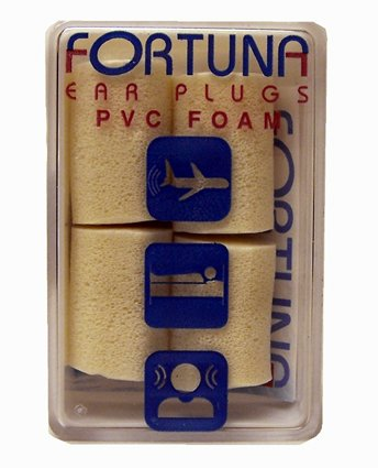 Ear Plugs - Foam Pvc by Fortuna