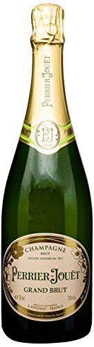 Perrier Jouet Grand Brut Champagne 75cl Bottle