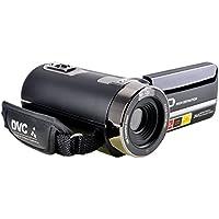 "PowerLead PL139 Videocamera Digitale 1080P FHD Full HD, Visione Notturna IR Infrarossi, Zoom Digitale 16X, 24MP, Schermo Touch da 3"", Compatta e Portatile"