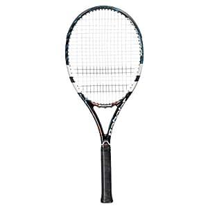 Babolat Pure Drive Roddick Plus GT Unstrung Tennis Racquet, Size 3 (Black)