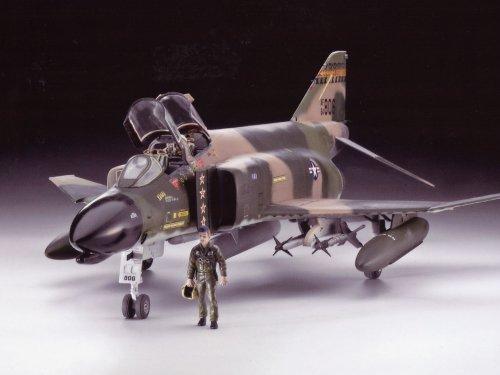 Imagen principal de Revell Modellbausatz 04583 - F-4C / D Phantom II en escala 1:48