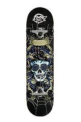 Idea Regalo - Skateboard Skate Max Mod. Skull