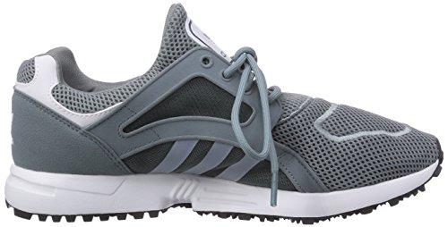 adidas M19699, Chaussures de Gymnastique Mixte Adulte grigio (Ash Stone S15-St/Ftwr White/Core Black)