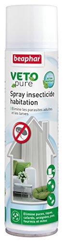 Artikelbild: Beaphar vetopure Spray Insektizid Wohnung–400ml