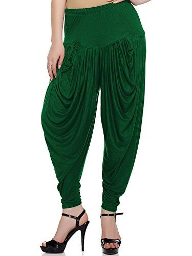 Sakhi Sang Green Dhoti Salwars