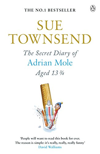 The Secret Diary of Adrian Mole Aged 13 3/4 Cover Image