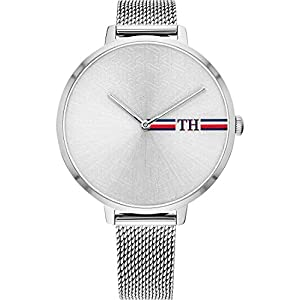 Tommy Hilfiger Damen-Uhren Analog Quarz Edelstahl 32010594