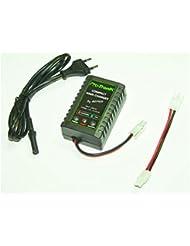 Chargeur compact automatique Ni-Cd/NiMh de 6v à 9.6v 1.3A