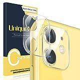 UniqueMe [2 Pezzi] Fotocamera Posteriore Pellicola Vetro Temperato per iPhone 11, [Durezza 9H] [Anti-Scratch] Protezione Lente Pellicola Posteriore per iPhone 11