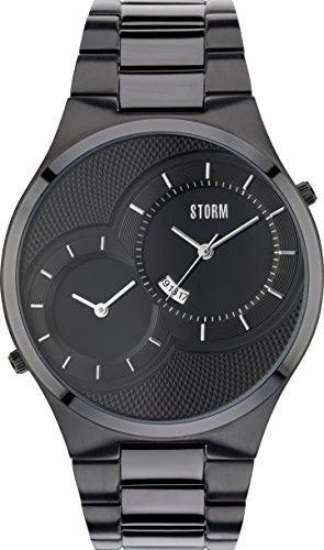 Storm London DUODEX 47268/SL Orologio da polso uomo 2. Fuso orario