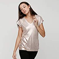 Lee Cooper Sweaters For Women, Gold S