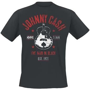 JOHNNY CASH - MEMPHIS T-Shirt, Größe S