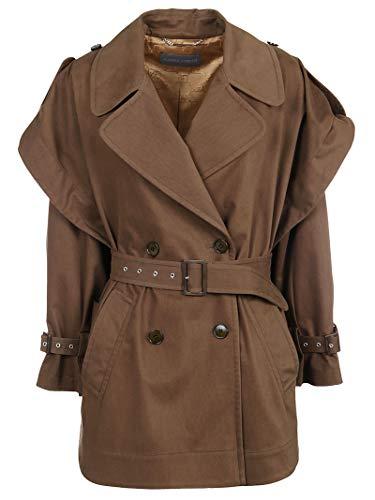 Alberta Ferretti Luxury Fashion Damen A062766320438 Grün Trench Coat   Herbst Winter 19 12