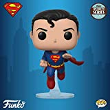 Funko POP Flying Superman 80th Anniversary Specialty Series Exclusive