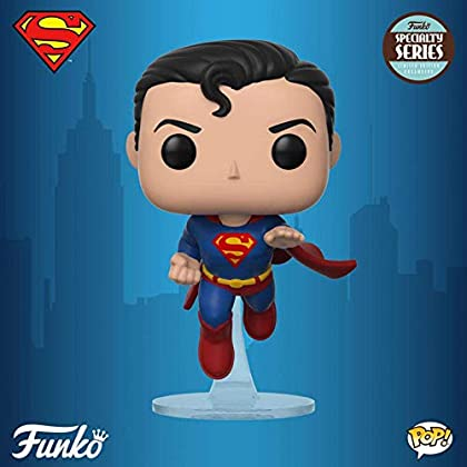 DC Comics Superman Specialty Series Pop! Heroes...