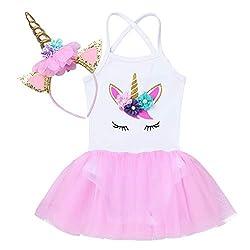 iiniim Vestido Unicornio...