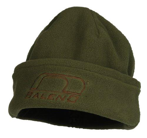 baleno-unisex-fleece-mutze-bonnet-green-green-taglia-unica