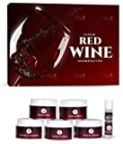 Luster Red Wine Age Reflect Facial Kit (Paraben & Sulfate Free) - 310ml