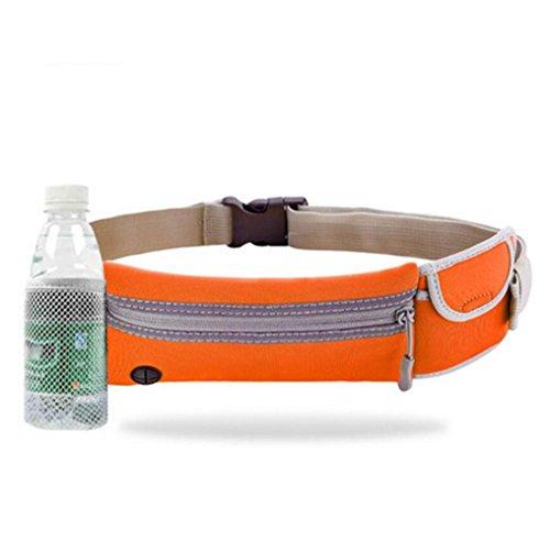 OOFWY Bum taschen Fanny Pack, Sport Taille Pack, Laufband, Outdoor Sport Taille Tasche, für Sport Männer und Frauen, geeignet für Reisen, Klettern D
