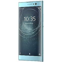 Sony Xperia XA2 Smartphone débloqué 4G (Ecran: 5,2 pouces - 32 Go - Double Nano SIM - Android) Bleu