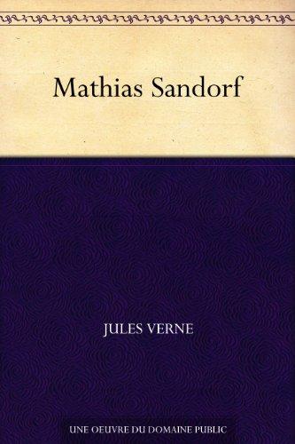 Couverture du livre Mathias Sandorf