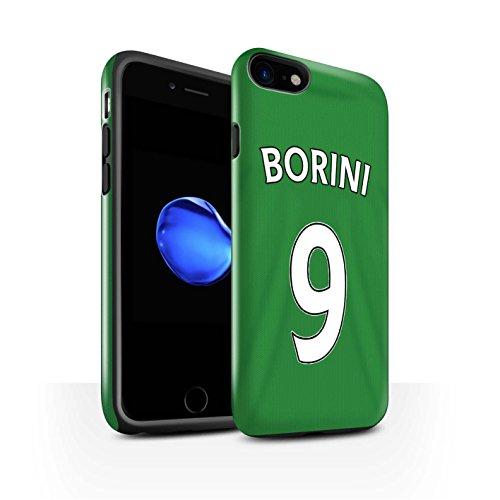 Offiziell Sunderland AFC Hülle / Glanz Harten Stoßfest Case für Apple iPhone 7 / Larsson Muster / SAFC Trikot Away 15/16 Kollektion Borini