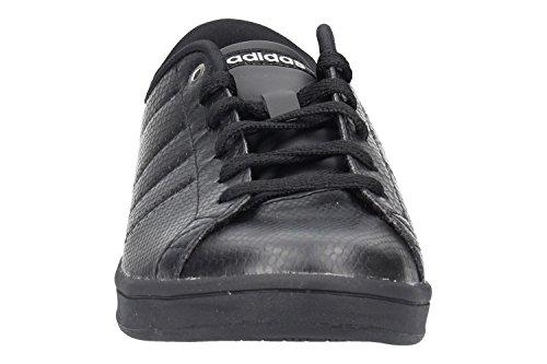 promo code 9cf7d dcfdf adidas Advantage Clean QT, Scarpe da Ginnastica Basse Donna Nero (Core  Blackcore ...