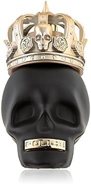 Police To Be The King Eau de Toilette Spray for Men 4.2 Ounce