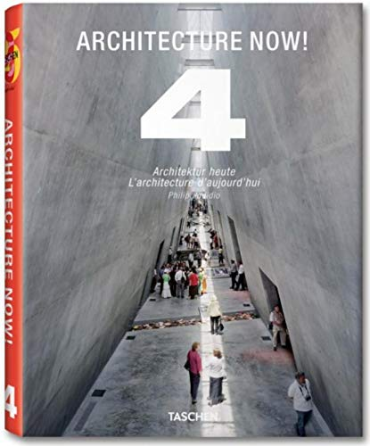 VA-25 ARCHITECTURE NOW ! 4 par Collectif