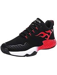 Qinsling Scarpe Running Estive Uomo Scarpe Uomo Sneakers Scarpe da  Ginnastica Uomo Correre Scarpe da Corsa Uomo Sportive Scarpe da Lavoro… 236e3b3097c
