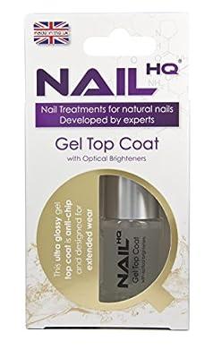 Nail HQ Gel Top Coat 10 ml