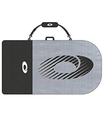 Osprey, Bodyboard-Tasche, Grau/Schwarz