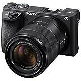 Sony Alpha A6300L 24.2 MP Digital SLR Camera (Black) With 18-135 Mm E 3.5-5.6 OSS Lens (ILCE-6300M/B)