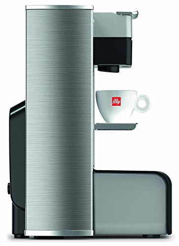 HOTPOINT UP Espresso Coffee Machine, 1250 W, 19 Bar, Black