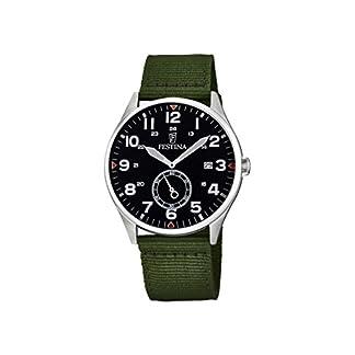 Festina Reloj Análogo clásico para Hombre de Cuarzo con Correa en Nailon F6859/1