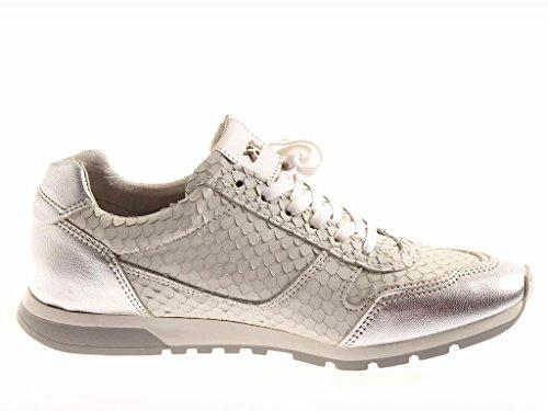 Sneaker Sneaker In Pelle Kimkay Da Donna Sportivo Leggero Light Menta 4944 Light Mint