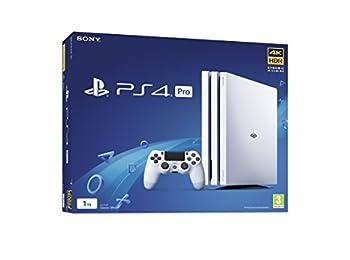 PlayStation 4 Pro Beyaz 1TB