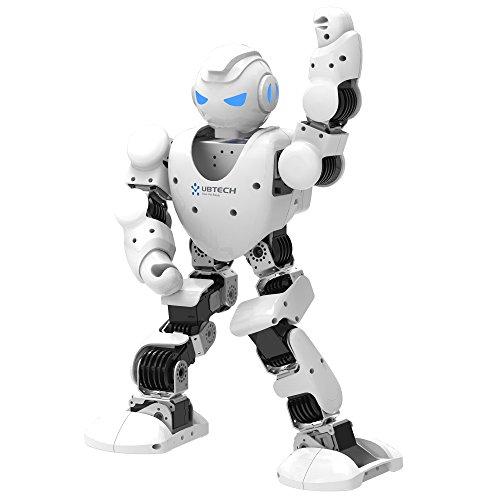 Ubtech-Alpha-1s-Robot-interactivo-color-negro-y-blanco