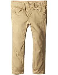 Dickies - 5 poches en sergé extensible Pantalon de fille