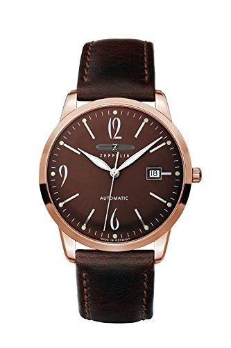 Zeppelin Automatic ZE7352-5 Reloj elegante para hombres Fabricado en Alemania