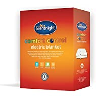 Silentnight Comfort Control Electric Blanket - Double