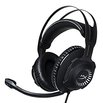 Hyperx Hx-hscrs-gmem Cloud Revolver S Dolby Surround 7.1 Gaming Headset, Gun Metal 1