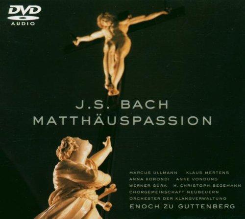 Passion Selon Saint Matthieu [DVD de Audio]