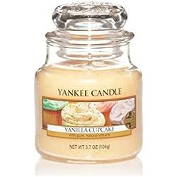 Yankee Candle 10726 Housewarmerglas 105g Vanilla Cupcake