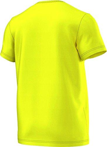 adidas Herren T-Shirt Greatness Gelb