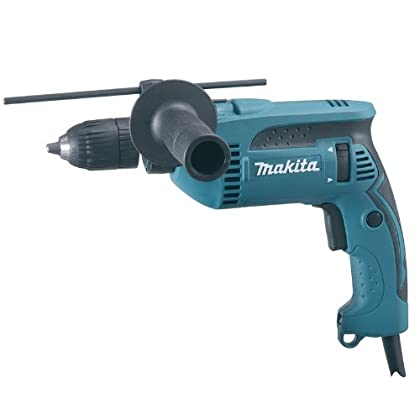 Makita HP1641K - Taladro Percut. 13Mm 680W Auto