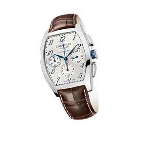 longines-homme-l26434736-automatique-acier-quandrante-argent-bracelet-cuir