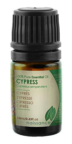 Naissance Olio di Cipresso – Olio Essenziale Puro al 100% - 10ml